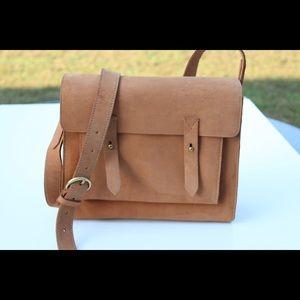 Madewell Essex messenger bag